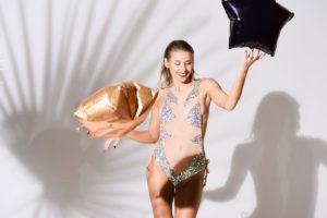 modella lingerie swimgerie Holidolls Firenze