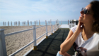 relax in una spiaggia a Cagliari