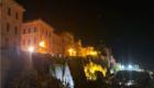 centro di Cagliari di notte