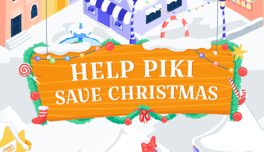 Freepik Christmas Game Pikiland